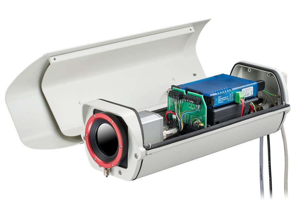 Outdoor-Schutzgehäuse für Wärmebildkameras